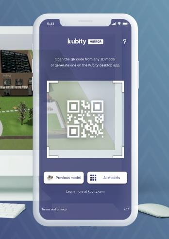 mirror app blog